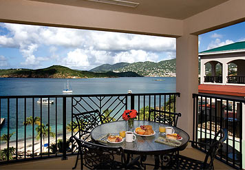 Marriott Frenchmans Cove St. Thomas Patio