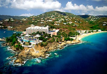 Marriott Frenchmans Cove St. Thomas Sky View